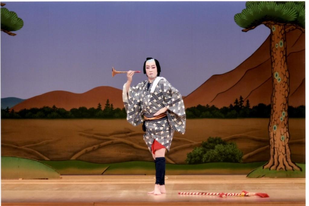 清元「山帰り」2