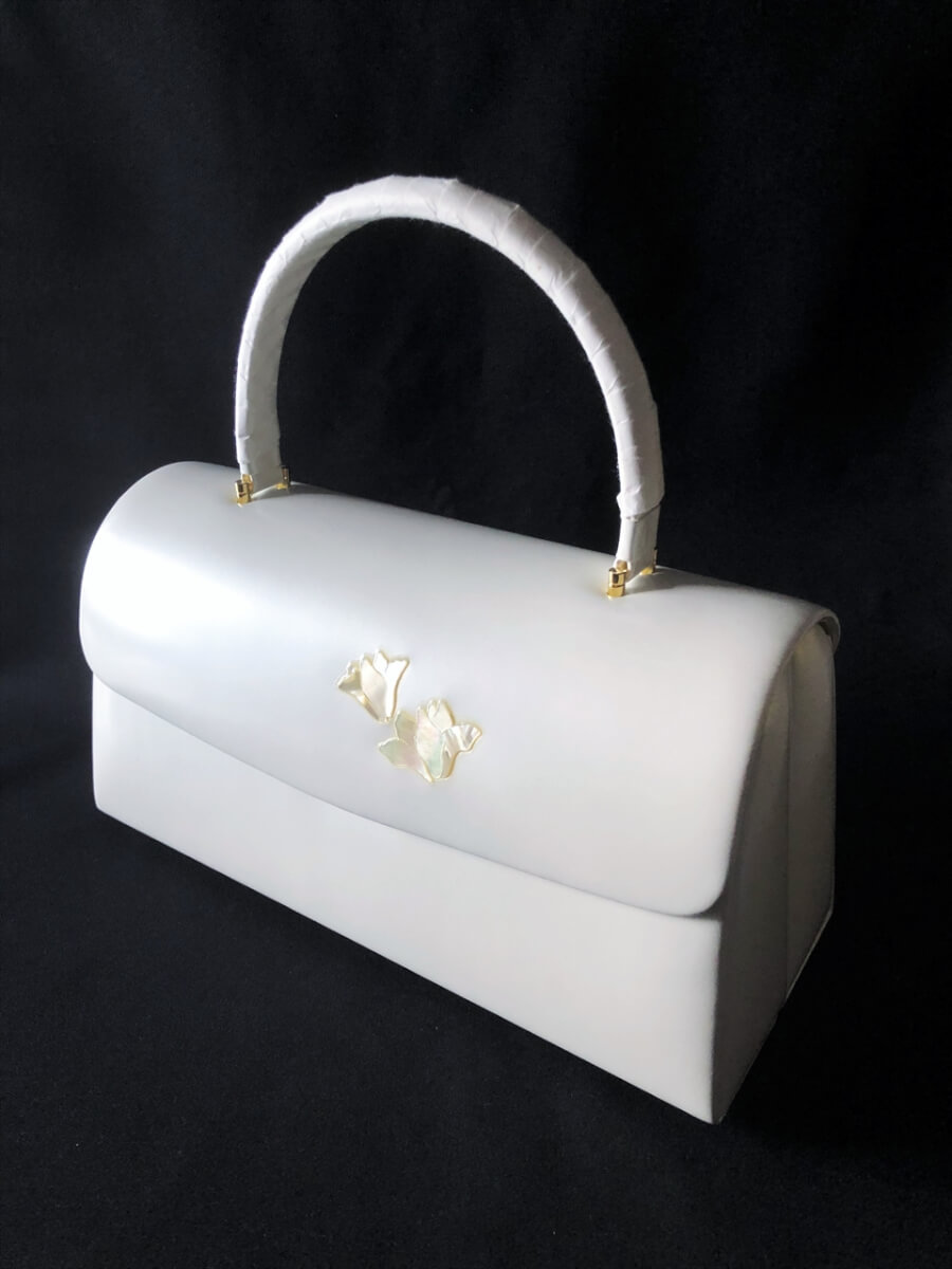 [女物]厚貝象嵌(あつがいぞうがん) バッグ